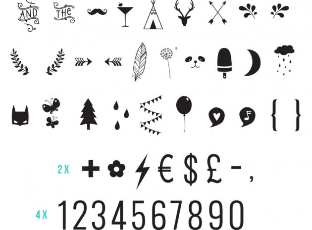 numbersundsymbols