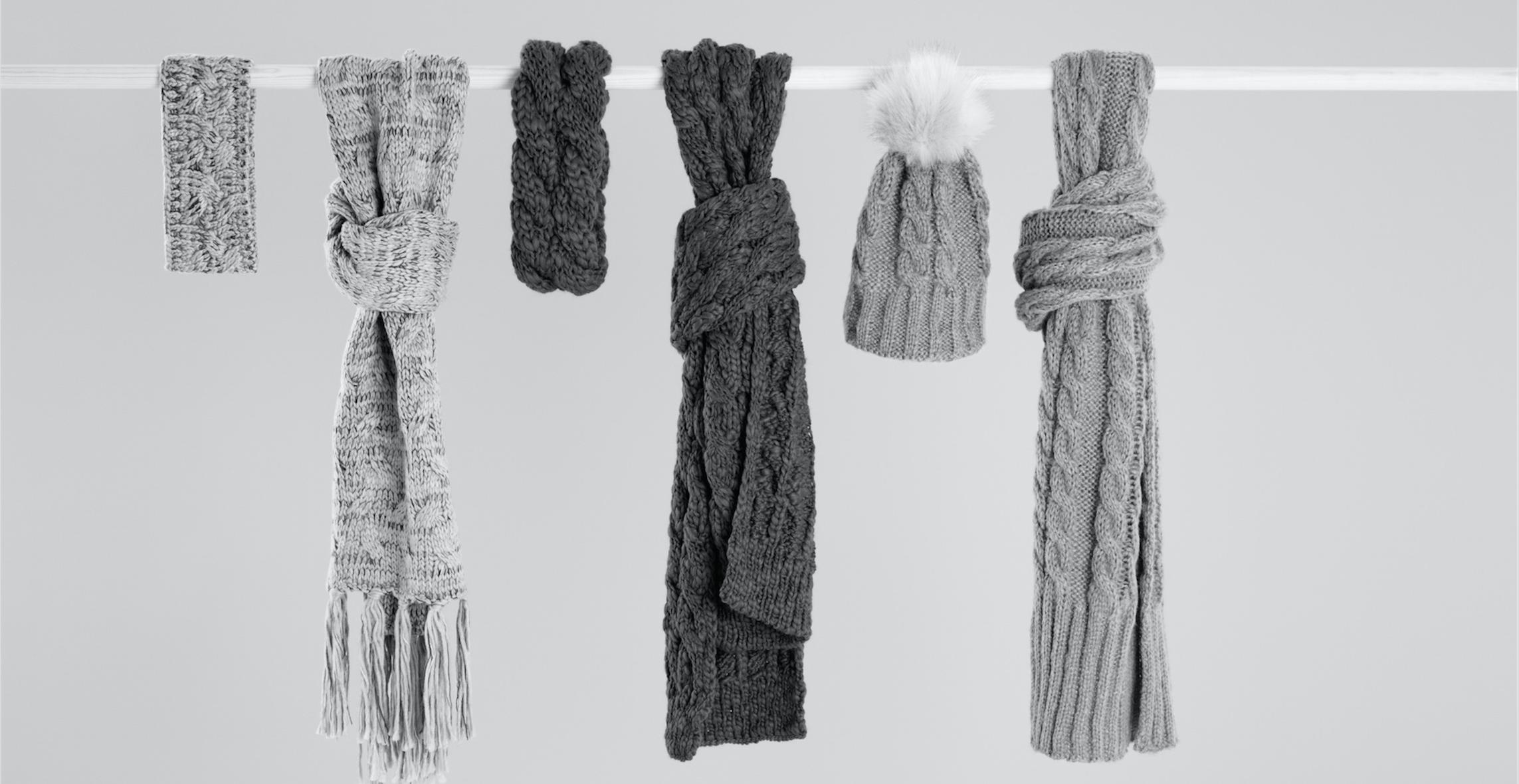 Winter <br /> Accessoires!