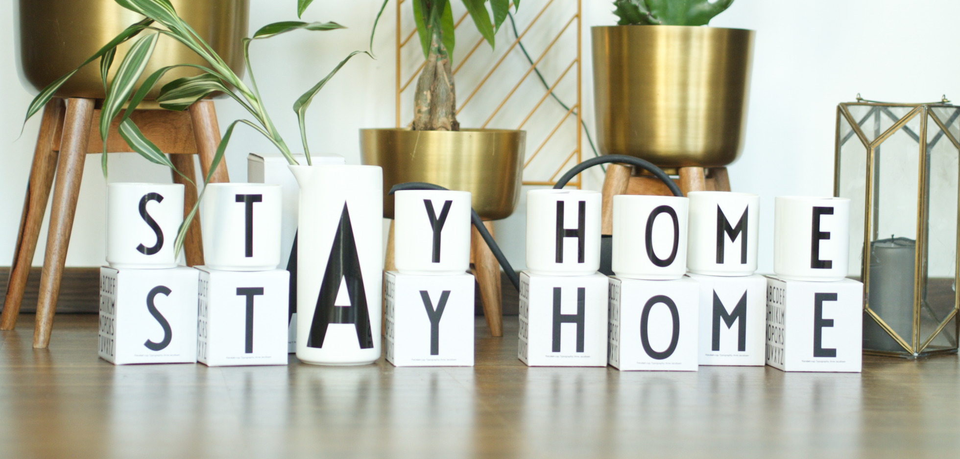 #Stayhome <br /> Designletters on SALE!